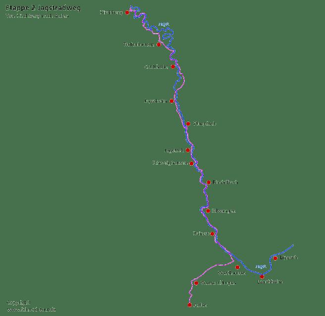 Jagst Route 1