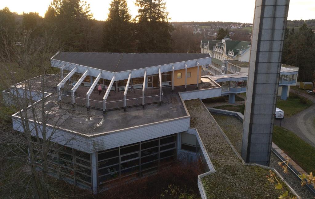Die Celenus Klinik in Schömberg
